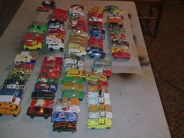 les110 voitures du dio