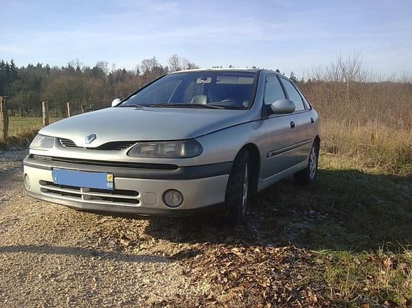 ma voiture une laguna 1.9 dci pack luxe 110 ch
