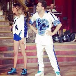 Tini,danse avec les stars