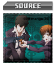 Clin d'oeil numéro 2 - 666 manga 36