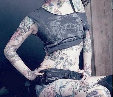 Le tatouage est tout un art