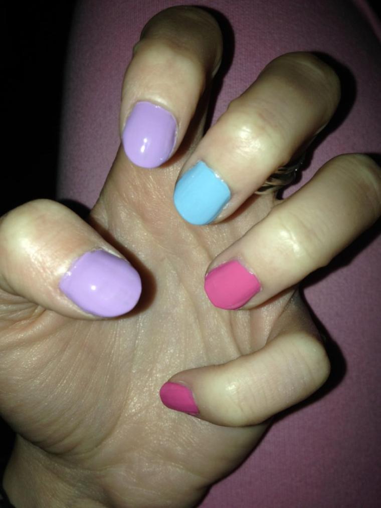 Nouveaux ongles !