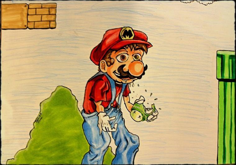Shroom Nintendo .