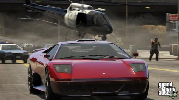 QUELQUES IMAGES DU FUTUR GTA...