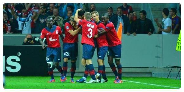 UEFA Champions League ☆ Barrages retour (Mercredi 29 Août 2012)