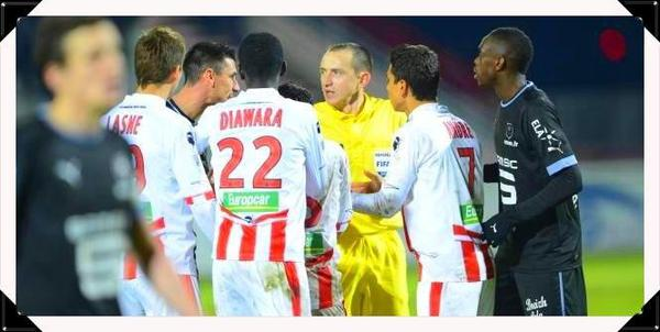 Ligue 1 ☆ 19e journée (Samedi 22 Décembre 2012)