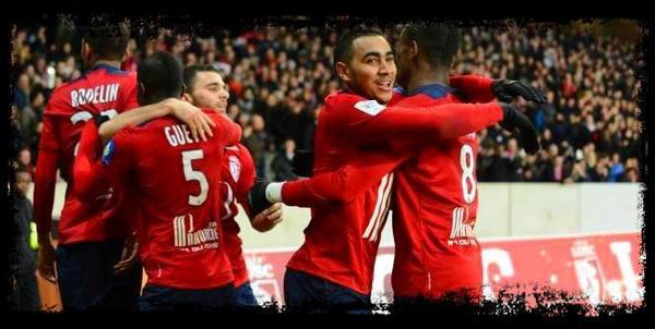 Ligue 1 ☆ 25e journée (Vendredi 15 Février 2013)