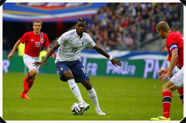 Match amical (Mardi 27 Mai 2014)