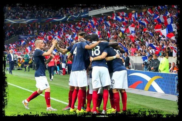 Match amical (Dimanche 8 Juin 2014)