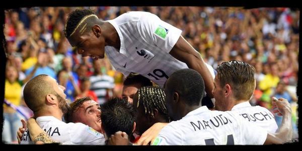 Coupe du Monde FIFA 2014 ☆ 2e journée (Vendredi 20 Juin 2014)