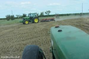 Tracteurdu16.fr, c'est plusieurs nouveaux reportages postée par semaine !