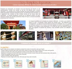 Temples Japonais