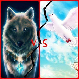 Loup VS Oiseau : poèmes