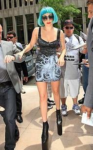 Lady GaGa répondra aux questions de Gayle King le 7 juin
