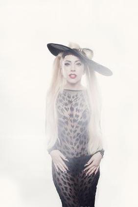 Nouveaux photoshoots de Lady Gaga par Christopher Anderson