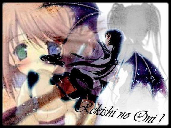 ~ Rekishi No Oni ~