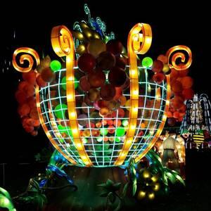 Festival des lanternes à Gaillac (Tarn)