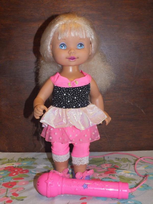 Ma poupée Hasbro
