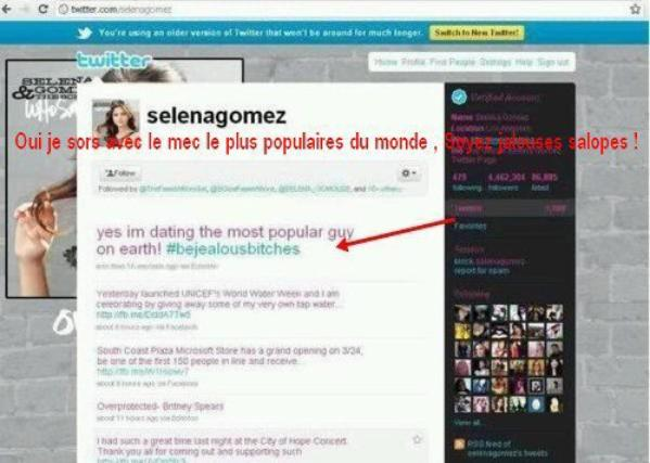 Le couple le plus fake du monde: Jelena.