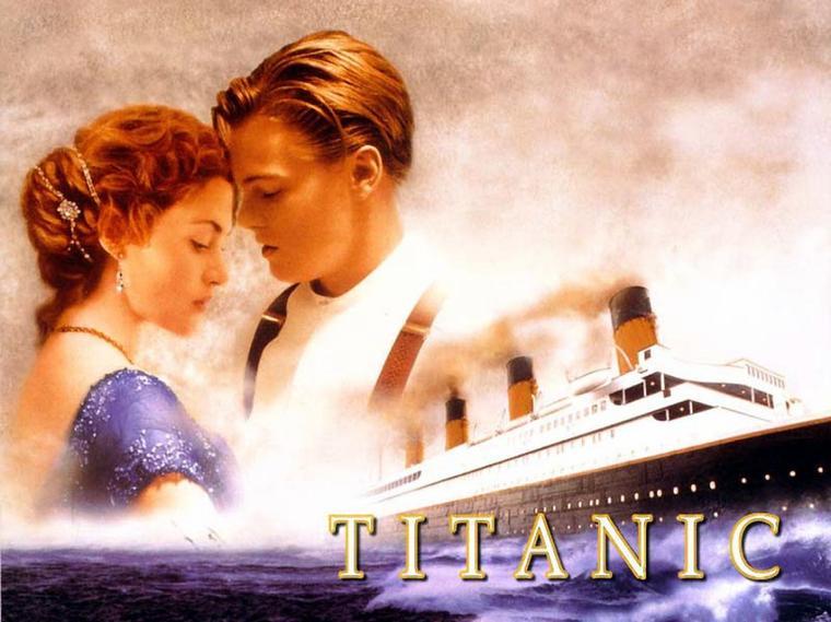 Bienvenue à bord du Titanic ....