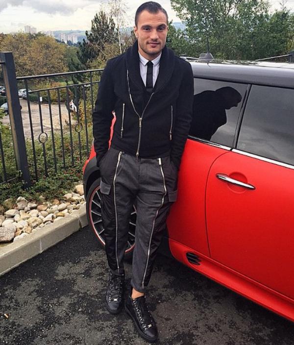 Yohan Mollo sur instagram