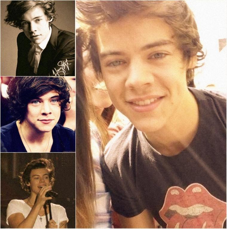 Harry Styles : Montage <3