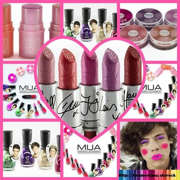 Make up 1D !
