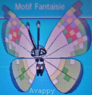 Pokemon X et Y - Nouveau Prismillon Fantaisie !