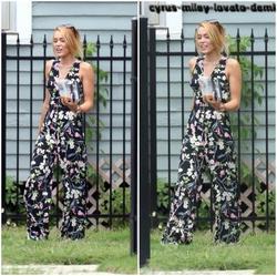 08.06.12 : Miley De Sortie en Nouvelle-Orléans ( LOUISIANE )