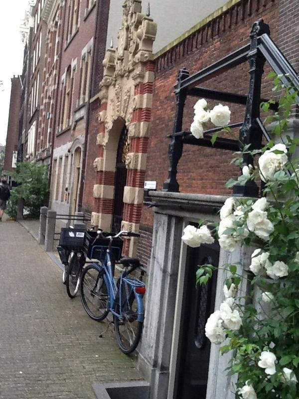 Amsterdam ( hollande )