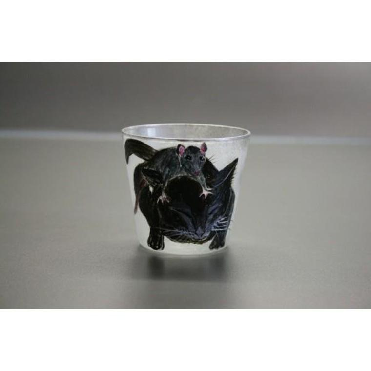 "Verrine ""Le chat"""