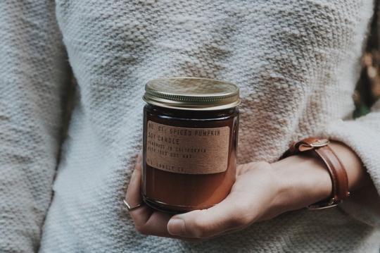 ஃ Des bougies pour parfumer sa maison !