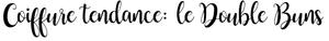 ஃ Coiffure