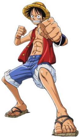 Monkey D Luffy - One piece