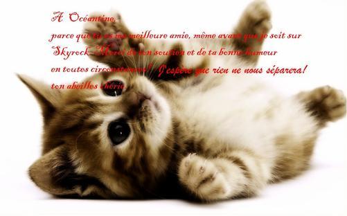 ~ Pour Océantine ~