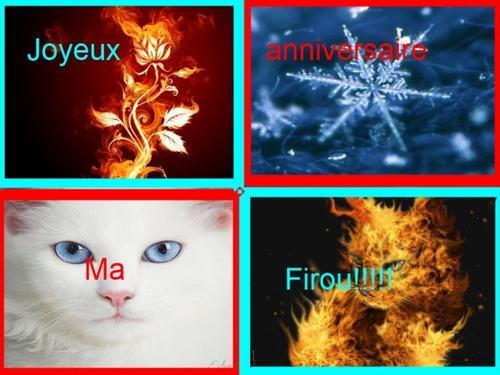 ~ Joyeux Anniversaire Firou !!!! ^^ ~