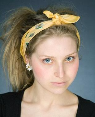 Jessie Cave - Lavande Brown