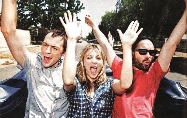 The Big Bang Theory - True Story