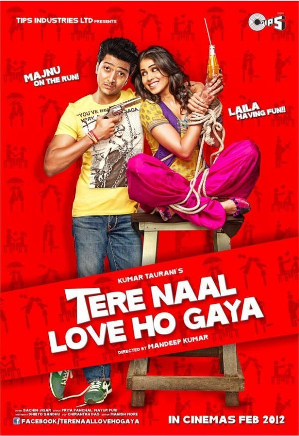 Tere Naal Love Ho Gaya New Posters