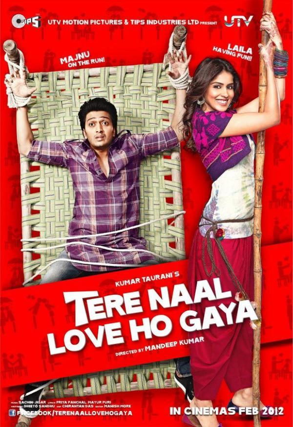 Tere Naal Love Ho Gaya New Poster