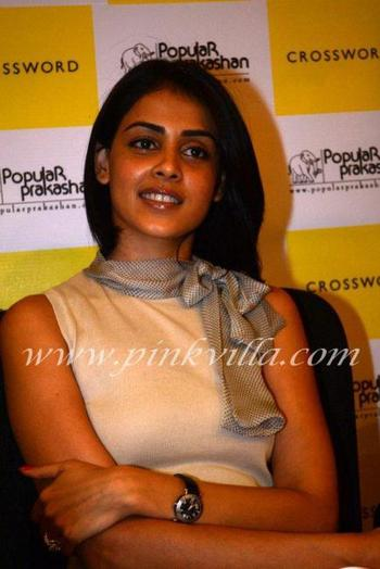 Latest about Genelia