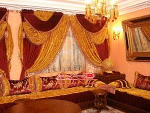 salon marocain 9