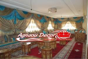 salon marocain 1