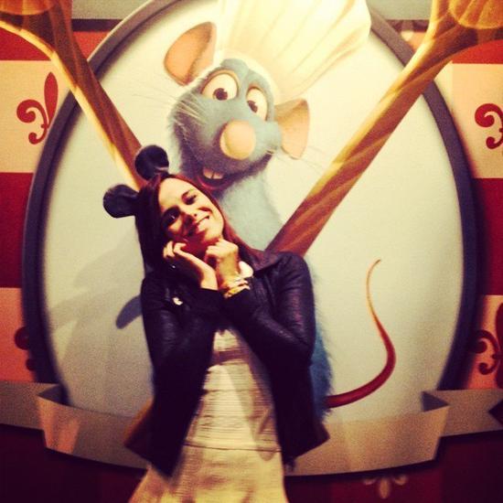 A Disneyland avec RFM