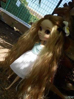 Mes vacances à Fréjus-Avec Miya