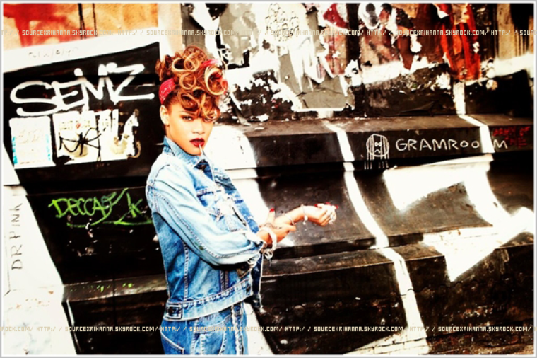 Rihanna - TALK THAT TALK - Promoshoots 2011.