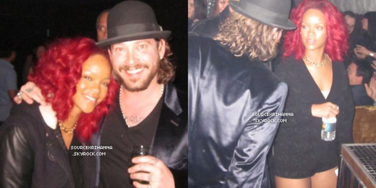 31/12/2010 : Rihanna dans le club « Pure » pour y fêter le nouvel an. Elle est superbe.  // + Rihanna au club « Haze » à Las Vegas. Toujours en train de faire la fiestaaa ! //