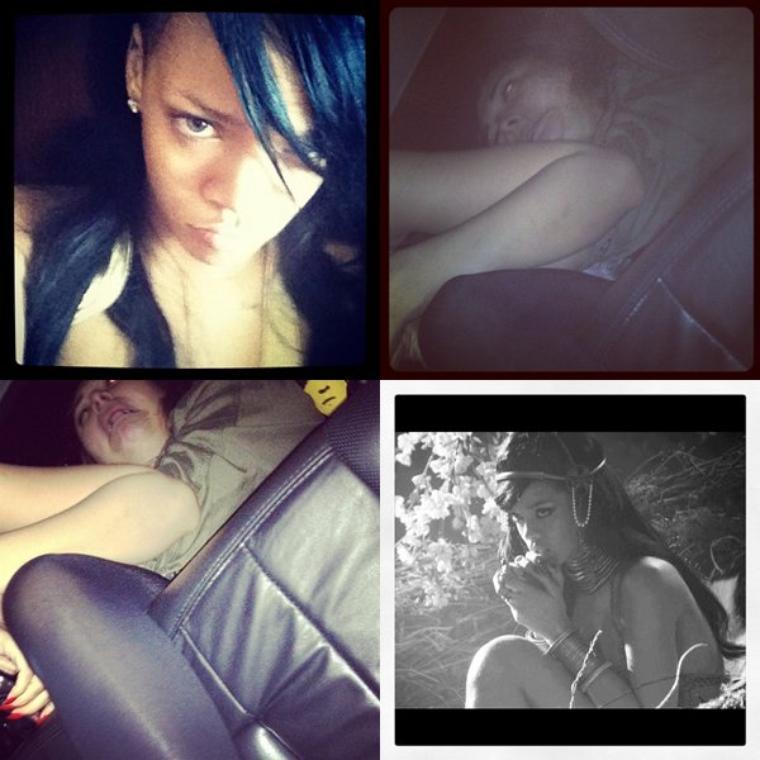 Instagram, Avril 2012
