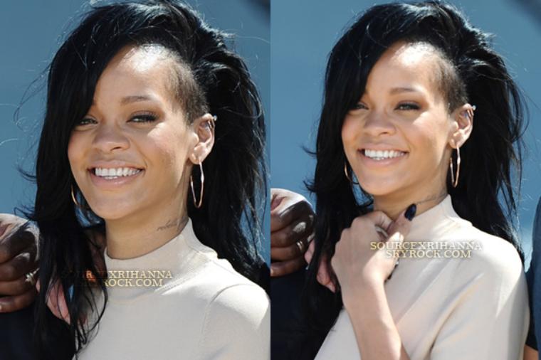 Rihanna et le cast de « Battleship » était à l'avant première du film à Hawaii !