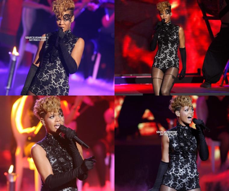 23/01/10: Rihanna arrive à Cannes pour les NRJ Music Awards.